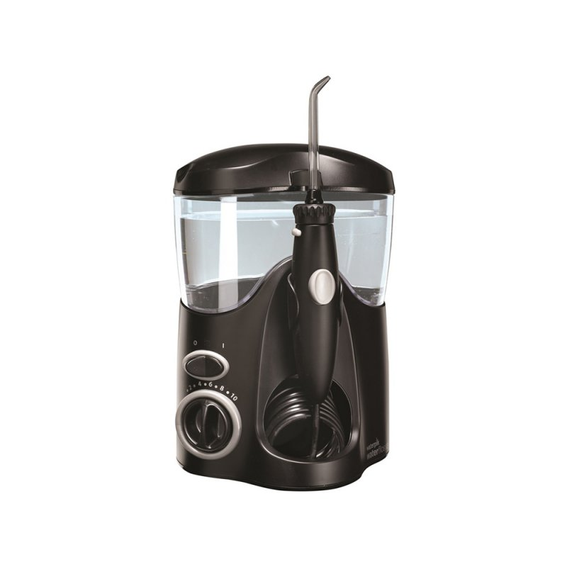 Waterpik® Irrigador Ultra Negro Mate